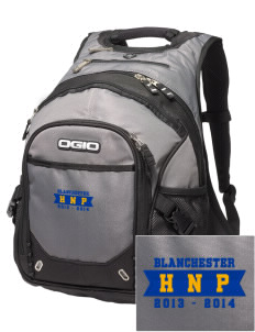 Holy Name Parish Blanchester Embroidered OGIO Fugitive Backpack