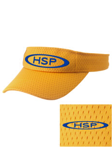 Holy Spirit Parish Newport Embroidered Woven Cotton Visor