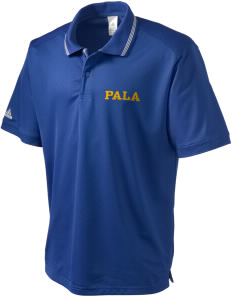 Mission San Antonio de Pala Pala adidas Men's ClimaLite Athletic Polo