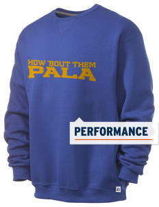 Mission San Antonio de Pala Pala  Russell Men's Dri-Power Crewneck Sweatshirt