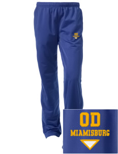 OLGH Deacon Miamisburg Embroidered Women's Tricot Track Pants