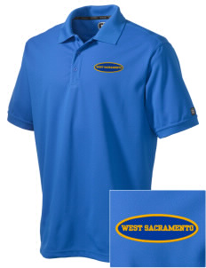 Our Lady of Grace Parish West Sacramento Embroidered OGIO Men's Caliber Polo