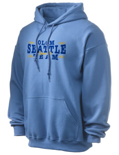 Our Lady of Mount Virgin Parish Seattle Ultra Blend 50/50 Hooded Sweatshirt