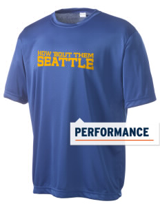 Our Lady of Mount Virgin Parish Seattle Men's Competitor Performance T-Shirt