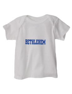 Our Lady of Pompeii Parish (1902) (Itali Bethlehem  Baby Lap Shoulder T-Shirt