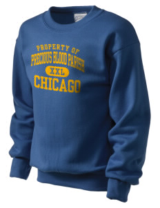 Precious Blood Parish Chicago Kid's Crewneck Sweatshirt
