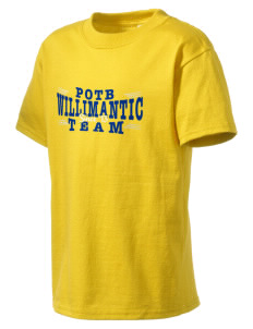 Protection of The BVM Parish Willimantic Kid's Essential T-Shirt