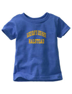 Sacred Heart of Jesus Parish Halstead  Toddler Jersey T-Shirt