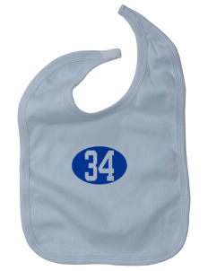 Sacred Heart of Jesus Parish Halstead Baby Interlock Bib