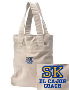 Saint Kieran El Cajon Embroidered Alternative The Berkeley Tote