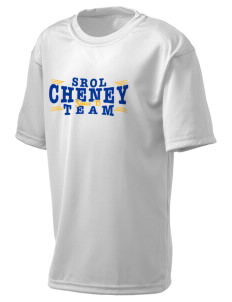 Saint Rose of Lima Cheney  Holloway Kid's Zoom Performance T-Shirt