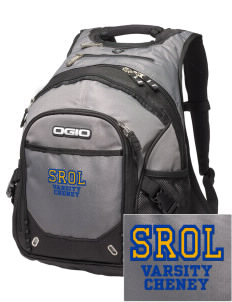 Saint Rose of Lima Cheney Embroidered OGIO Fugitive Backpack