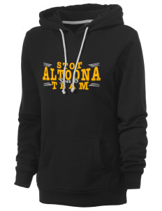 Saint Therese of the Child Jesus Altoona Women's Core Fleece Hooded Sweatshirt