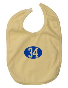 SS Peter & Paul Parish Oak Hill Baby Interlock Bib