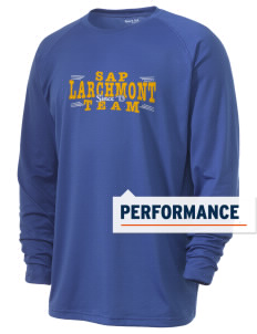 St Augustine Parish Larchmont Men's Ultimate Performance Long Sleeve T-Shirt