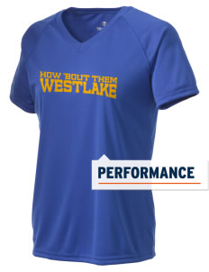 St Bernadette Church Westlake Holloway Women's Zoom Performance T-Shirt