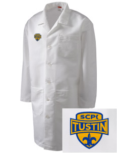 St Cecilia Parish (1957) Tustin Full-Length Lab Coat