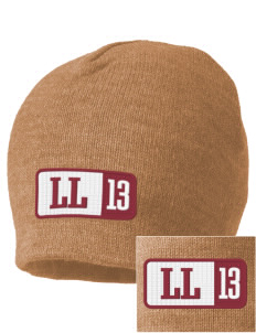 Lowell Longfellow Elementary School Lions Embroidered Beanie