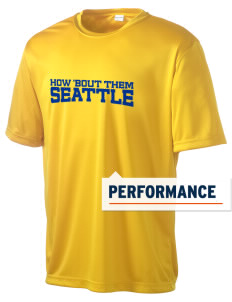 St George Parish Seattle Men's Competitor Performance T-Shirt