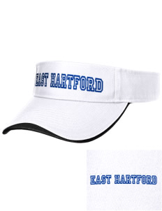 St Isaac Jogues Parish East Hartford Embroidered Binding Visor