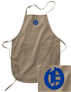 St Isadore The Farmer Parish Orange Cove Embroidered Full Length Apron