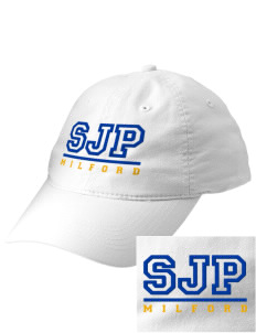 St Joseph Parish Milford Embroidered Vintage Adjustable Cap