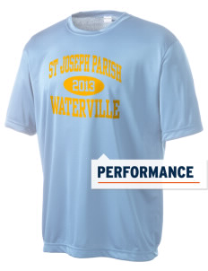 St Joseph Parish Waterville Men's Competitor Performance T-Shirt