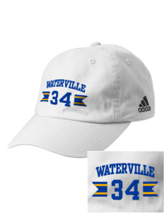 St Joseph Parish Waterville Embroidered adidas Relaxed Cresting Cap