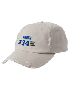 St Joseph Parish (Odessa) Wilbur Embroidered Distressed Cap
