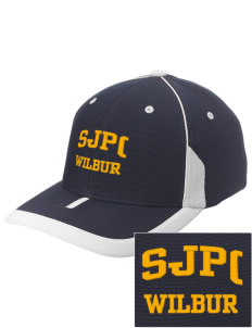 St Joseph Parish (Odessa) Wilbur Embroidered M2 Universal Fitted Contrast Cap