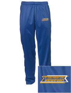 St Jude Parish (Usk) Newport Embroidered Men's Tricot Track Pants