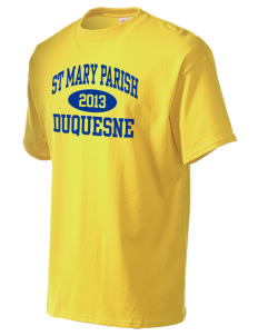 St Mary Parish Duquesne Men's Essential T-Shirt