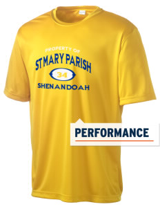 St Mary Parish Shenandoah Men's Competitor Performance T-Shirt