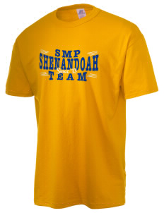 St Mary Parish Shenandoah  Russell Men's NuBlend T-Shirt