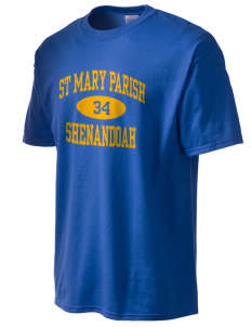 St Mary Parish Shenandoah Tall Men's Essential T-Shirt