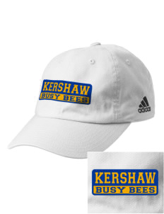 Kershaw Elementary School Busy Bees Embroidered adidas Relaxed Cresting Cap