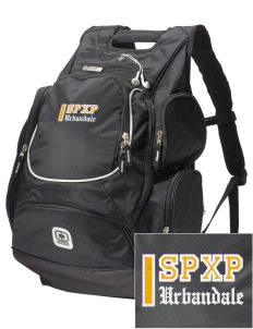 St Pius X Parish Urbandale  Embroidered OGIO Bounty Hunter Backpack