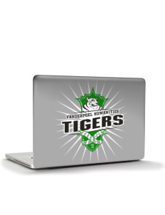 "Vanderpoel Humanities Academy Tigers Apple MacBook Pro 17"" & PowerBook 17"" Skin"