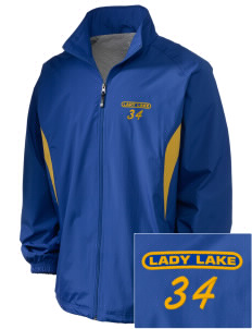 St. Timothy Parish School Lady Lake Embroidered Holloway Men's Full-Zip Jacket