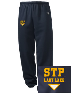St. Timothy Parish School Lady Lake Embroidered Champion Men's Sweatpants