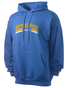 St Valentine Parish Bethel Park Men's 7.8 oz Lightweight Hooded Sweatshirt