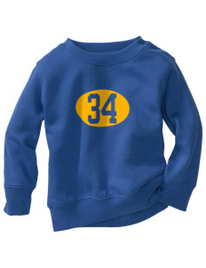 St. Robert of Newminster Parish Ada Toddler Crewneck Sweatshirt