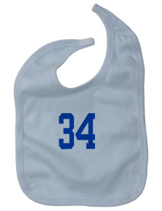 St. Robert of Newminster Parish Ada Baby Interlock Bib