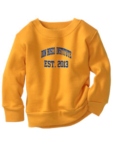 Don Bosco Technical Institute Tigers Toddler Crewneck Sweatshirt