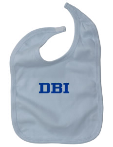 Don Bosco Technical Institute Tigers Baby Interlock Bib