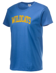 State University of New York Utica Wildcats Women's 6.1 oz Ultra Cotton T-Shirt