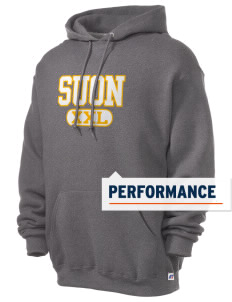 State University of New York Utica Wildcats Russell Men's Dri-Power Hooded Sweatshirt