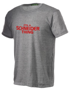 Schneider Elementary School Indians Alternative Men's Eco Heather T-shirt
