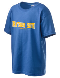 Hawthorn Elementary School South Eagles Kid's 6.1 oz Ultra Cotton T-Shirt