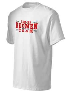Sheboygan South High - '67 Redmen Tall Men's Essential T-Shirt